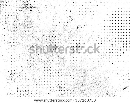 Halftone Pattern . Grunge Halftone . Halftone Dots . Vector Halftone . Halftone Texture . Halftone Background . Halftone Abstract Texture . Halftone Circles . Overlay Halftone Texture . - stock vector
