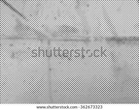 Halftone Pattern . Halftone . Halftone Dots . Vector Halftone . Halftone Texture . Halftone Background . Halftone Abstract Texture . Halftone Circles . Overlay Halftone Texture . - stock vector