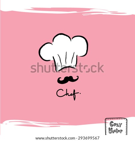 chef hat logo stock photos images amp pictures shutterstock