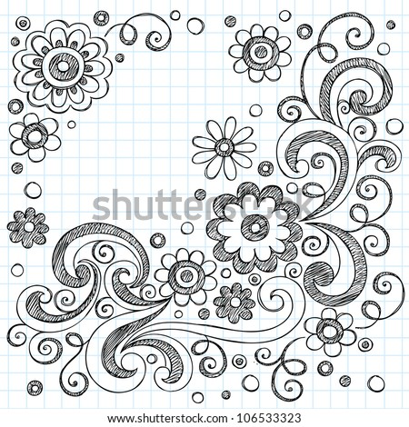 Flower patterns to draw on paper bigking keywords and pictures hand drawn flowers back to flower patterns to draw on paper mightylinksfo
