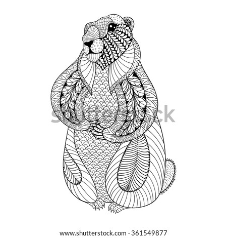 tribal animal coloring pages - panki 39 s portfolio on shutterstock