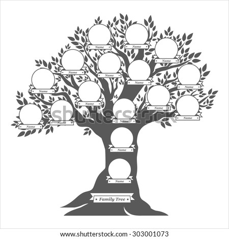draw family tree free family tree drawing stock photos images pictures draw family tree