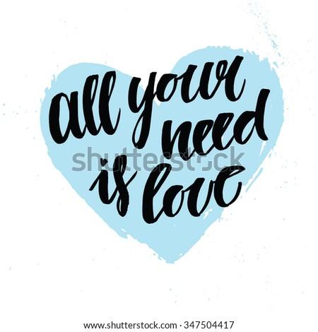 all you need is love stock vectors amp vector clip art