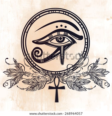 egyptian god ra symbol