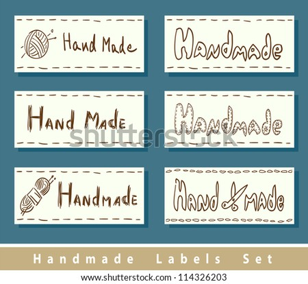 Handmade Label Stock Photos Images Amp Pictures
