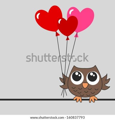 happy birthday or valentines day - stock vector
