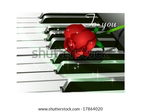 Happy Concert - stock vector