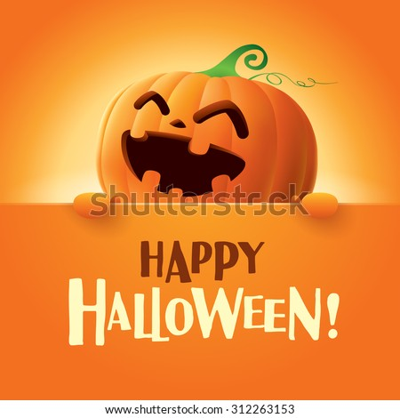 Happy Halloween! - stock vector