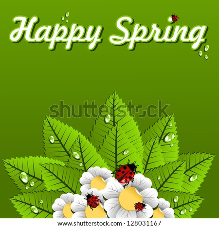 Happy Spring Stock Photos, Images, & Pictures   Shutterstock