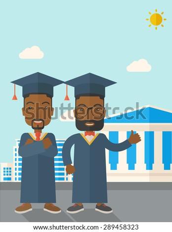 Stock Images Similar To Id 52661602 Graduation Kids