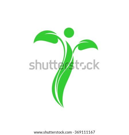 Health Logo  Design Template  - stock vector