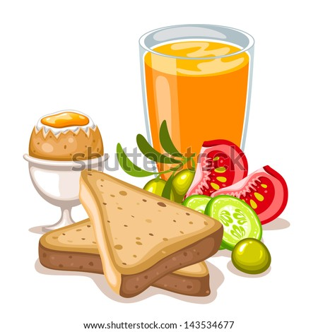 Breakfast Food Stock Photos, Images, & Pictures | Shutterstock