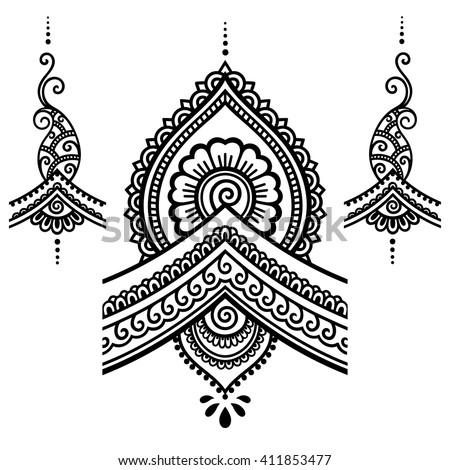 Doodle Round Frames Borders Clip Art Vintage Paisley Swirls Border Doodles 10071 likewise Flower Mandala moreover Mandala Indian Inspired Pattern 29381171 also Latest besides Dessin Fleur Simple 22. on lace circle pattern
