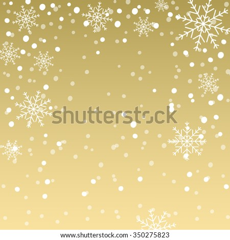 Holiday background, snowflake background, snowflake pattern, snowflake template, snowflake decorations, Christmas Decoration, background with snowflakes. Typography. EPS10 vector illustration.  - stock vector