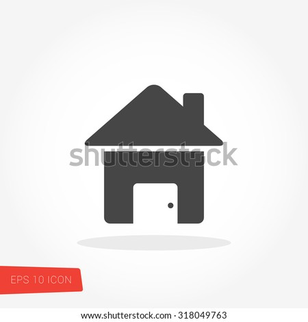 Home Icon / Home Icon Vector / Home Icon Picture / Home Icon Drawing / Home Icon Image / Home Icon Graphic / Home Icon Art / Home Icon JPG / Home Icon JPEG / Home Icon EPS / Home Icon AI - stock vector