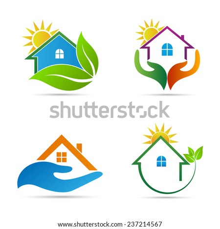 Art Home Logo Logos Eco Friendly Home