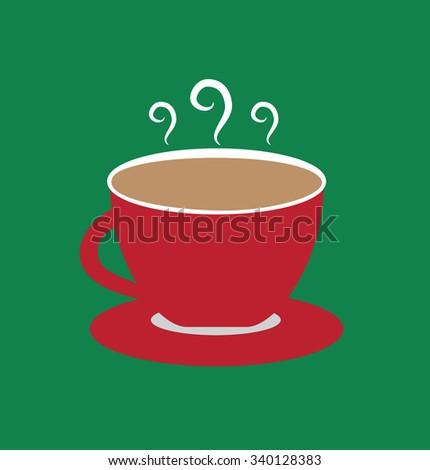 Hot Chocolate - stock vector