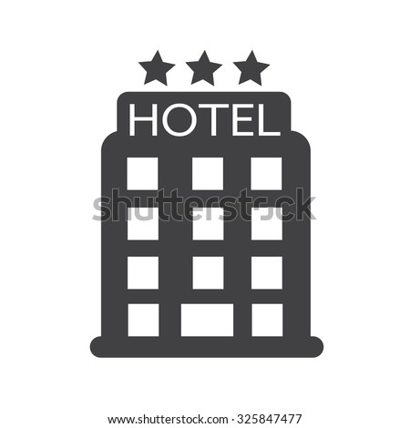 Hotel Icon Stock Photos Images Pictures