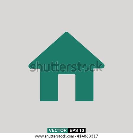House icon vector, house icon eps10, house icon picture, house icon flat, house icon, house web icon, house icon art, house icon drawing, house icon, house icon jpg, house icon object, house - stock vector
