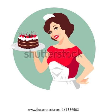 Retro Housewife Stock Photos, Images, & Pictures ...
