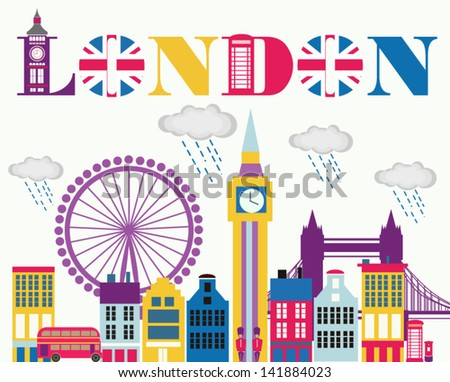 London Logo Wallpaper i Love London Card Stock