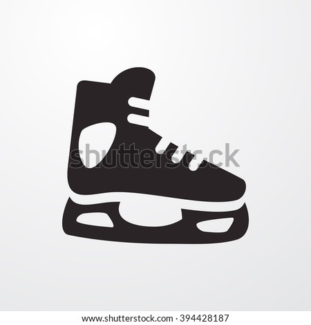 Ice skate icon, Ice skate icon eps10, Ice skate icon vector, Ice skate icon eps, Ice skate icon jpg, Ice skate icon picture, Ice skate icon flat, Ice skate icon app, Ice skate icon web, Ice skate icon - stock vector