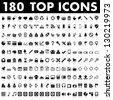 Icon Set - stock vector