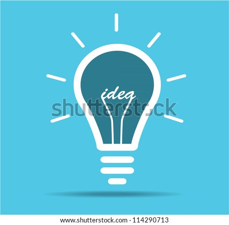 Idea vector illustration - stock vector