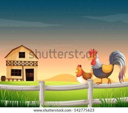 Chicken House Stock Photos Images Amp Pictures Shutterstock
