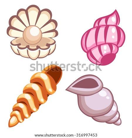 Cartoon Clam Stock Photos, Images, & Pictures | Shutterstock