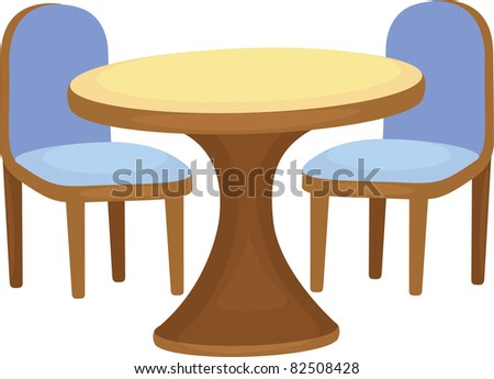 Restaurant Table Cartoon Stock Photos Images amp Pictures