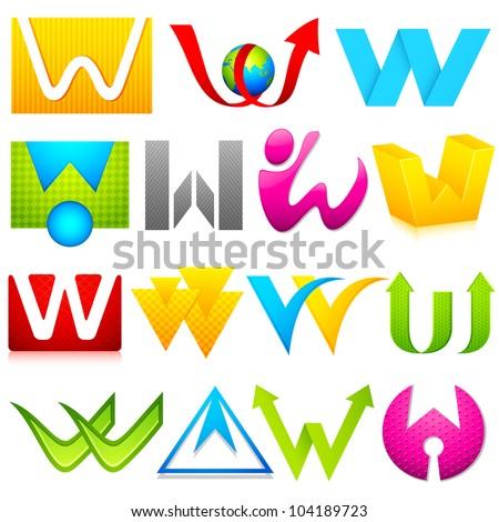 Logo Images Logo...W Logo Images