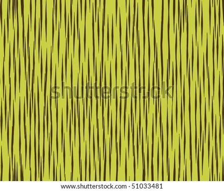 Illustration of tiger fur, seamless, vector - stock vector