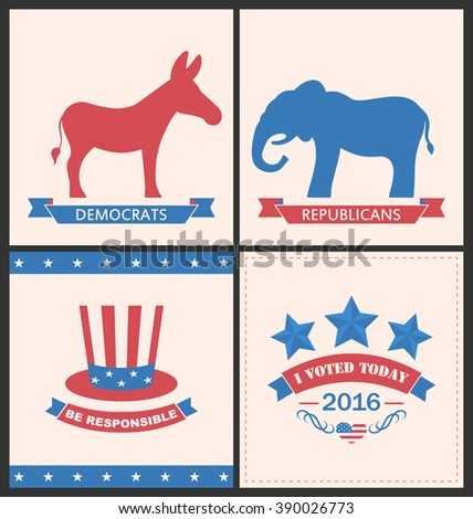 political parties of the united states United states - political parties: the united states has two major national political parties, the democratic party and the republican party although the parties contest presidential elections every four years and have national party organizations, between elections they are often little more than loose alliances of state and local party organizations.