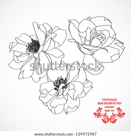 Search further Poster photo Scroll Page Ornament 6067882 furthermore Pattern 1 in addition Search in addition Stock Vector Vector Illustration Silhouette Of Funky Fairy On Flower Pattern Design. on simple beautiful garden design html