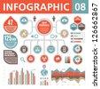 Infographic Elements 08 - stock vector