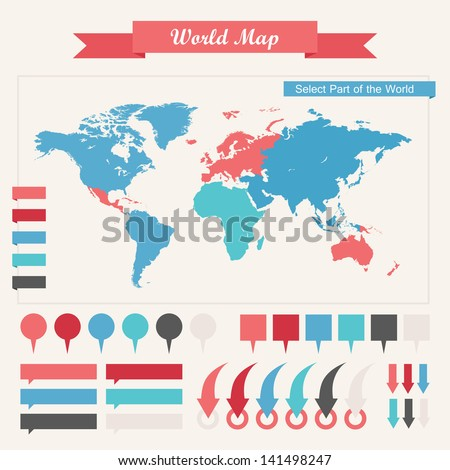 Infographic Elements - stock vector