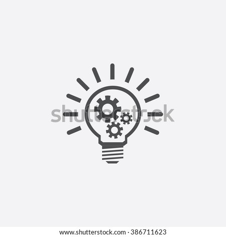 invention Icon - stock vector
