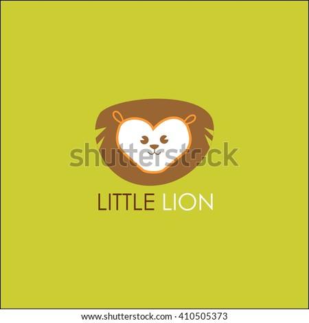 ion Logo Template  - stock vector