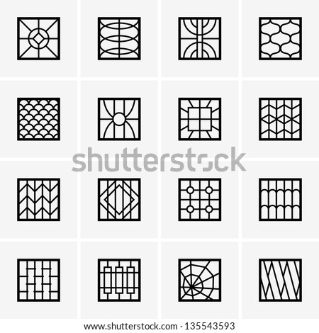 Window Grill Stock Photos Images Amp Pictures Shutterstock