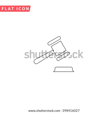 Judge gavel Icon Vector. Judge gavel Icon JPEG. Judge gavel Icon Picture. Judge gavel Icon Image. Judge gavel Icon JPG. Judge gavel Icon EPS. Judge gavel Icon AI. Judge gavel Icon Drawing - stock vector