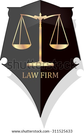 Scales Of Justice Seal Stock Vectors & Vector Clip Art ...
