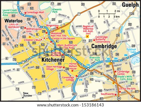 Directions To Kitchener Ontario