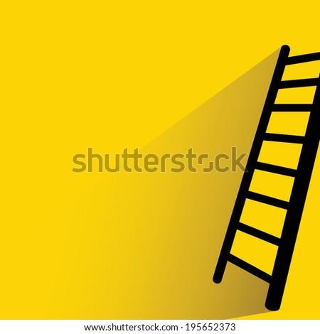 Ladder - stock vector