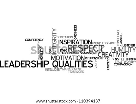 how to develop leadership qualities in a person