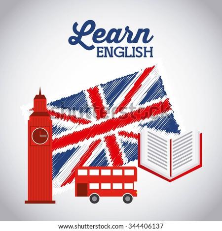 English Stock Vektorgrafiken &amp Clip Art