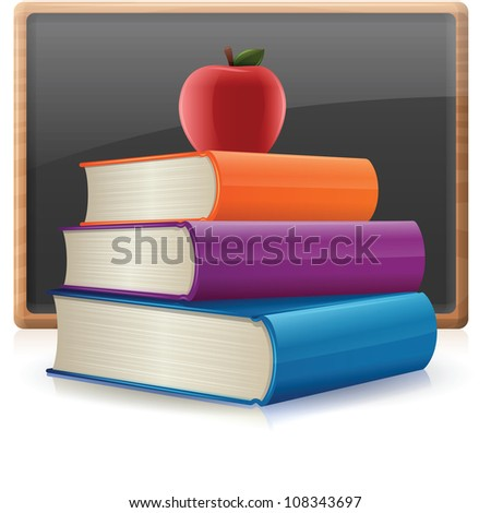 Learning - stock vector