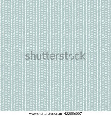Leaves. Hand drawn doodle Leaves. Floral Seamless pattern - Vector illustration. Light blue Floral background. Leaf. Grass. - stock vector