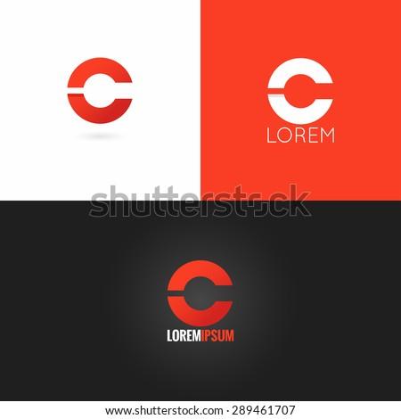 C Logo Images Letter C Stock Photos,...