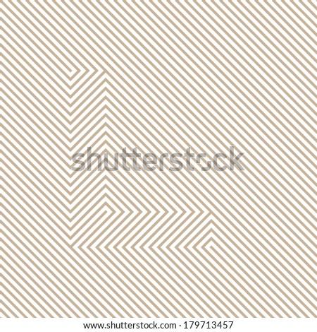 Letter L - Optical illusion font, pale, pixelated - set 15 - stock vector